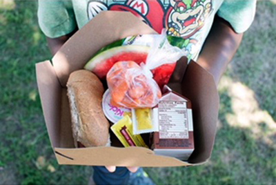 Burlington School Food Project Summer Meals